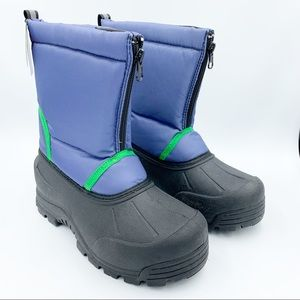 Northside Weatherproof Icicle Boys Snow Boots